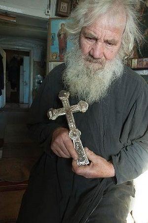 Монах Гавриил, в схиме Серафим (Коровай;† 03.05.2020)