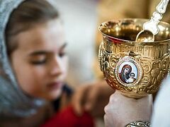 Constantinople: There is no need to change the means of distributing Holy Communion