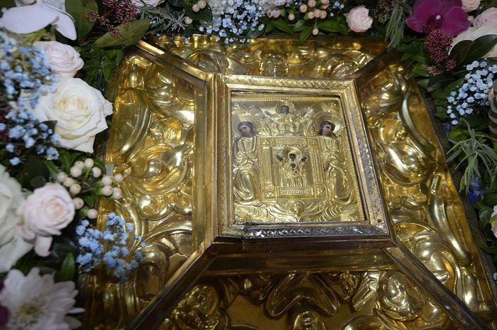 Вилийская икона Божией Матери «Знамение»