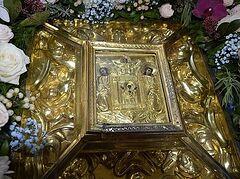 Чудотворная икона Божией Матери «Знамение» Вилийская