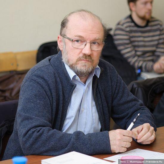 Александр Щипков. Фото: С. Мшвилдадзе / Православие.Ru