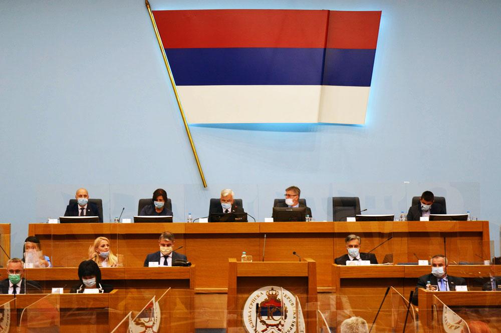 Парламент Республики Сербской выступил в защиту прав Сербской Церкви в Черногории