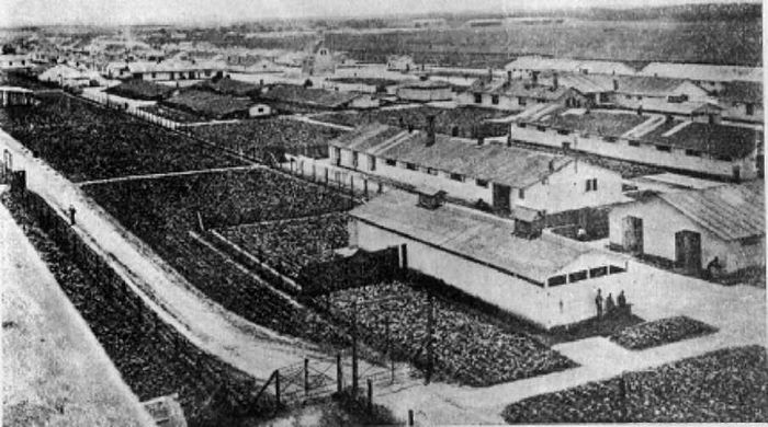 Talerhof internment camp. Photo: Wikipedia