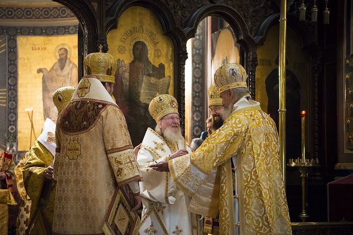 Newly-consecrated Bp. Syméon. Photo: cerkov-ru.com