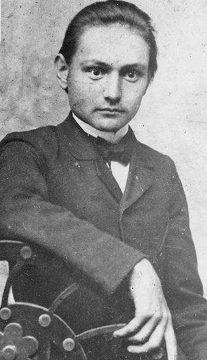 Иван Петрович Десницкий в юности