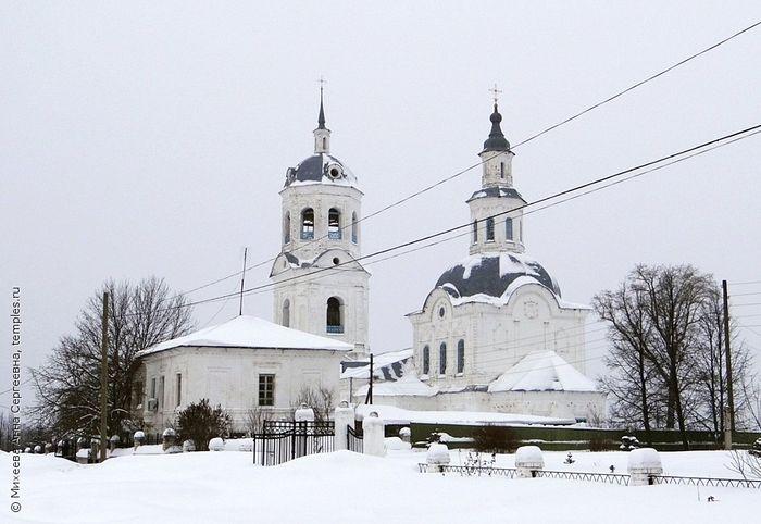 Церковь Зосимы и Савватия Соловецких в Коршик. 2015 год. Фото Анны Михеевой