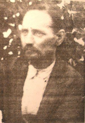 Иван Петрович Десницкий в 1930-е годы