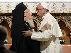 Coronavirus prevents Constantinople delegation from celebrating feast of Apostles with Pope in Rome