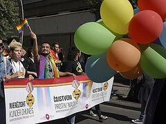 Montenegro becomes first Balkan state to legalize gay civil unions