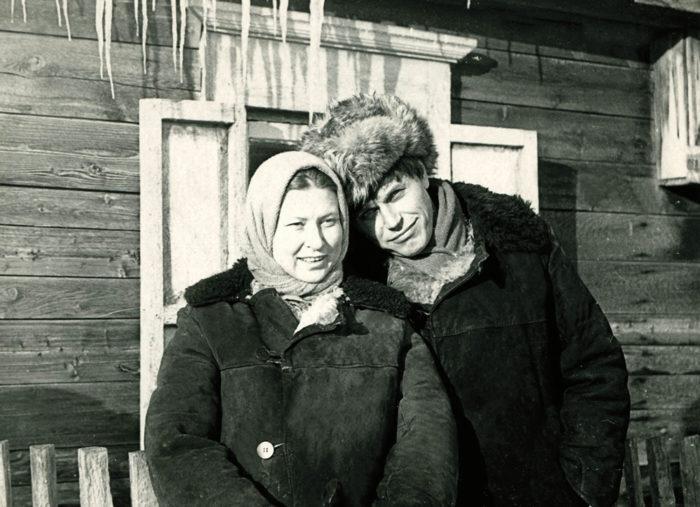 Людмила Зайцева и Геннадий Воронин. Фото: rustars.tv
