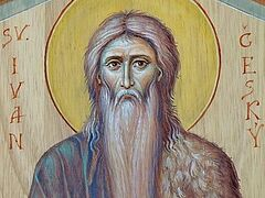 Святой Иоанн (Ян) Пустынник