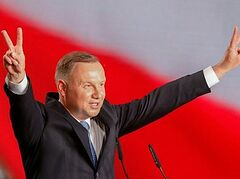 President of Poland signs draft amendment banning adoption by gay couples
