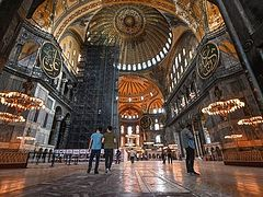 Russian Church and state appeal to Turkey concerning status of Agia Sophia