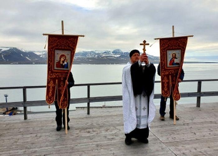 Фото из архива священника Александра Волоканя