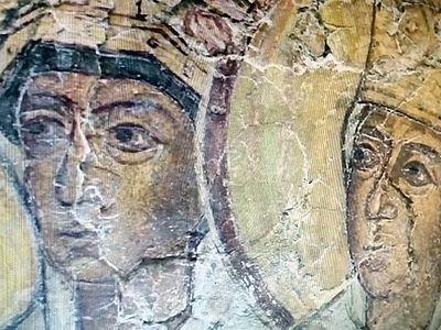 Музей архитектуры в Москве готовит выставку фресок затопленного Троице-Макарьева монастыря в Калязине