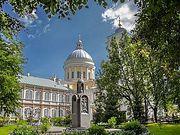 Комплекс зданий Александро-Невской лавры в Петербурге планируют отреставрировать за 10 лет