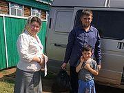 Нефтекамская епархия получила две тонны продуктовой помощи из средств Синодального отдела по благотворительности