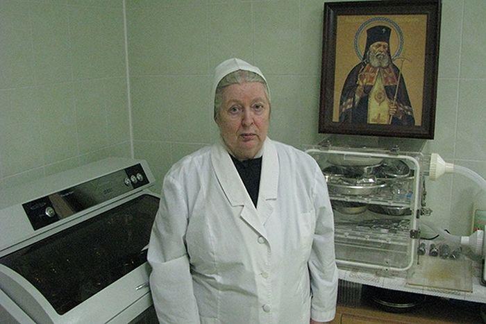 Медицина была для нее самым практическим исполнением Евангелия