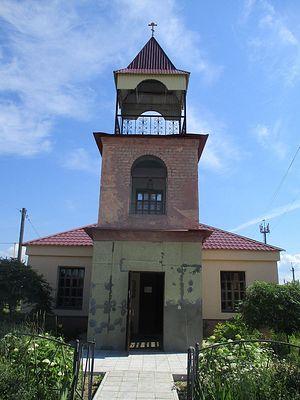 Церковь пророка Илии в Липовке