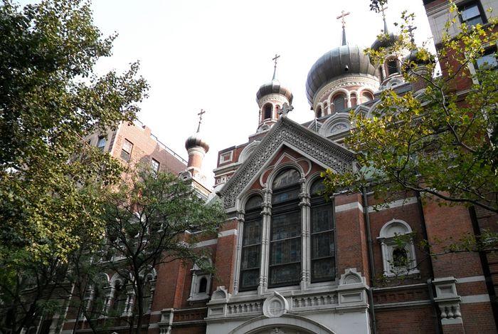 Собор святого Николая Чудотворца в Нью-Йорке
