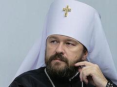 Митрополит Иларион прокомментировал решение по собору Святой Софии