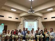 Представитель Синодального отдела по благотворительности приняла участие в круглом столе по профилактике абортов в Москве