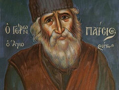 VIDEO: Living with St. Paisios