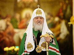 Δήλωση του Πατριάρχη Μόσχας και Πασών των Ρωσσιών Κυρίλλου σχετικά με τα γεγονότα στο Μαυροβούνιο
