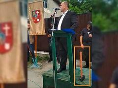 Δημοσιεύθηκε το βίντεο της «συνάξεως» από την πόλη Ζολότσεφ, κατά την οποία τρομοκράτησαν την κοινότητα της Ουκρανικής Ορθοδόξου Εκκλησίας