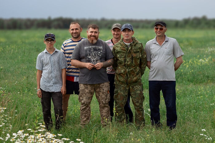 Команда фермы Двенадцать дубов