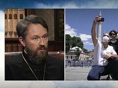 Надеемся, что турецкие власти выполнят свое обещание сохранить мозаики Святой Софии