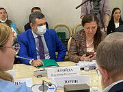 Состоялось заседание Комиссии Общественной Палаты РФ по гармонизации межнациональных и межрелигиозных отношений