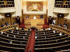 Η Εκκλησία της Ρουμανίας για τη Θεία Κοινωνία