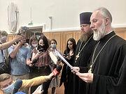 Святейший Патриарх Кирилл утвердил решение Епархиального суда Екатеринбургской епархии об извержении схиигумена Сергия (Романова) из сана