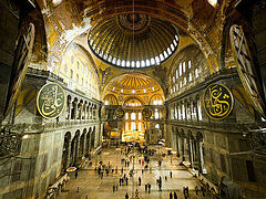 A Museum, or a Place of Worship?: Thoughts on Hagia Sophia and a Proposal for the Parthenon
