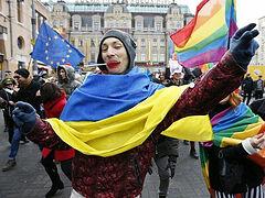 Ukrainian Deputies propose punishment for LGBT propaganda