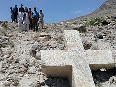 One-millenium old cross discovered in Pakistan confirms ancient Christian presence in the region
