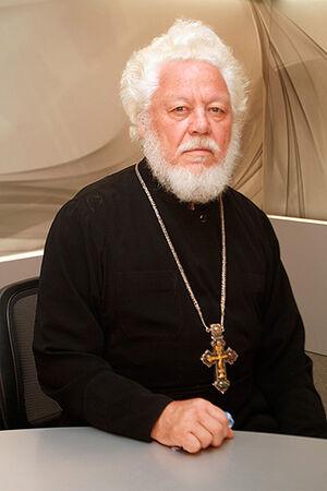 Протоиерей Владимир Попов