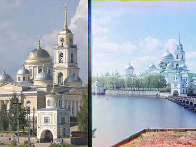 Вышла в свет новая книга Уильяма Брумфилда «Путешествия по Российской империи» с отдельной главой про Вологодчину