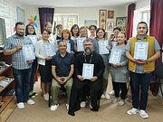 Специалисты Синодального отдела по благотворительности организовали серию обучающих семинаров по работе с наркозависимыми