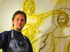 Иконописец Дмитрий Мироненко: Проблему «авторской» иконы нам навязывают