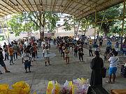Русская Православная Церковь поддерживает голодающие семьи на Филиппинах
