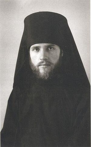 Отец Евлогий (Смирнов). Свято-Троицкая Сергиева лавра