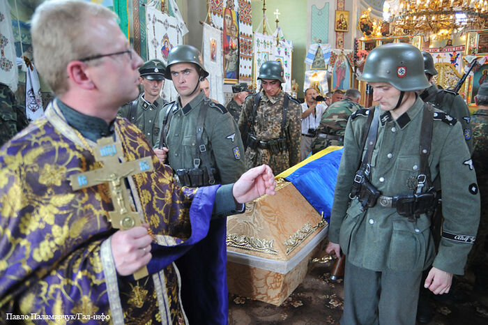 Ex-Vatican Advisor Exposes The Rise Of Neo-Nazism Among Uniates And The Vatican's Apathetic Doublespeak