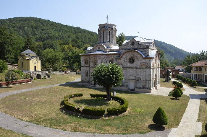 Монастырь Любостиня. Фото: иером Игнатий (Шестаков)