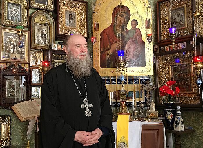 Протојереј Николај Алексејев