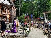 В Словении почтили русских воинов, погибших в годы Первой мировой войны