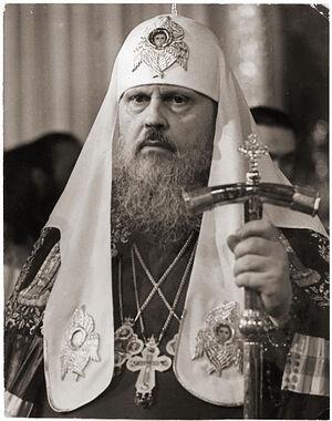 Пимен (Извеков), Патриарх Московский и всея Руси