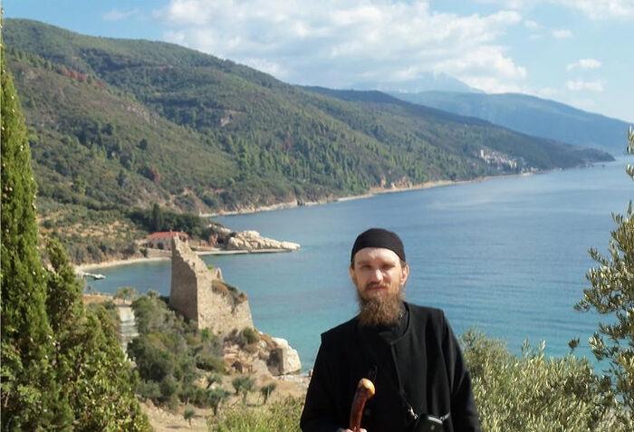 Фото из архива игумена Климента (Кривоносова)