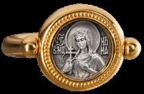 Перстень с изображением вмц. Ирины